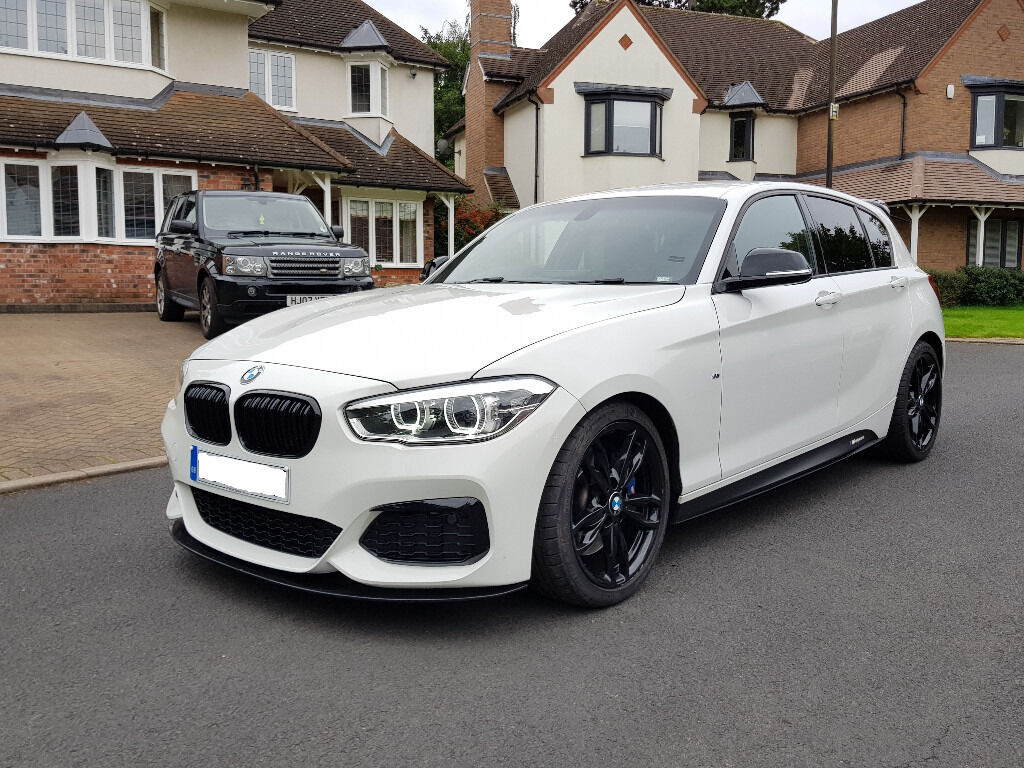 bmw 1 series 3 0 m135i m sports hatch sport auto 5dr in. Black Bedroom Furniture Sets. Home Design Ideas