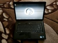 Dell Intel dual core 3gb ram 320gb hhd webcam hdmi laptop excellent condition