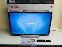 "TOSHIBA 32D3753DB LED HD READY 720P SMART TV/DVD COMBI 32"" Wi-FI FREEVIEW HD"