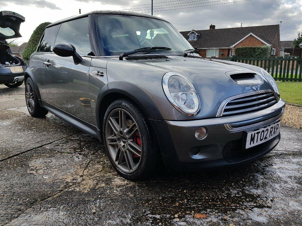 Mini Cooper S 1.6 *Navigation system+Electric Sunroof+Cruise control*