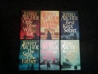 Jeffrey Archer Book's