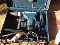Bosch-Drill-GBH5-38D-SDS-Max-Rotary-Hammer-Drill-110V+transformer 230v/110v