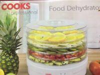 COOKS PROFESSIONAL FOOD DEHYDRATOR
