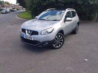 Nissan Qashqai 2.0 dCi N-TEC 2WD 5dr, diesel,navigation £7195