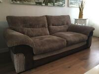 3 seater sofa ex condition / can deliver
