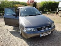Audi A3 1.8T Quattro 4WD LPG (gas Bifuel registered, half price fuel!)