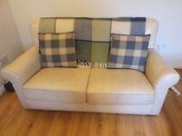 FREE - Leather 2 Seater Sofa