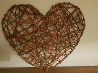 Arnamental love heart.
