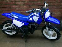 Yamaha PW50 PW 50 CHILD'S AUTOMATIC MX BIKE