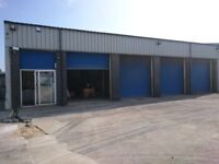 Garage,mechanic lockup,self storage unit.Builders business storeage yard,container,vehicle,