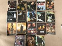 DVD Films for sale - all for £7 - house clearance