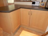 KITCHEN UNITS, SINK EXTRACTOR FAN. EXCELLENT CONDITION. COLLECT ONLY