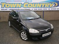 ***2004 Vauxhall Corsa SXI 16V **ONLY 60k!!!**SOLD WITH 12 MONTHS MOT( fiesta clio ka 207 polo ibiza