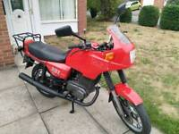 Mz 301 Saxon Fun 1993 swap or part exchange possible just ask