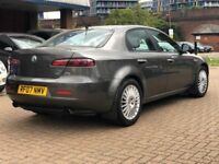 Alfa Romeo 159 2.2 JTS Lusso Saloon 4dr Petrol # Bose # Leather #Full AR Dealer Service