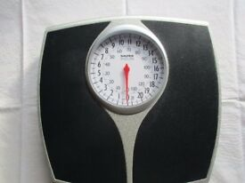 Salter doctor style bathroom scale
