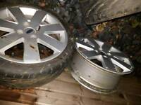 Ford Focus alloy wheels