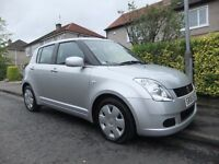 2006 SUZUKI SWIFT GL 1.3 LITRE 5 DOOR +++ONLY 1 PREVIOUS OWNER WITH FULL HISTORY & LONG MOT+++