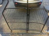 Ford connect bulkhead cage
