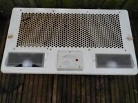 Smeg cooker hood extraction unit