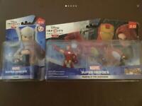 Disney Infinity 2.0 Marvel Super Heroes £10