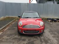 Mini Cooper R56 LCI, N47C16 Engine, GS6-53DG, Front Bumper, Bonnet, Rear Bumper- BREAKING FOR PARTS