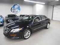 2011 Volkswagen CC SPORTLINE! LEATHER! AUTO! FINANCING AVAILABLE