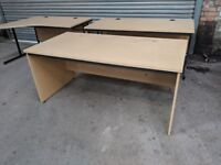 Office desk - different styles workstation / second hand good condition £30 EACH
