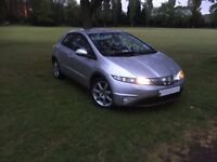 Honda Civic 2.2 i-CTDi Sport Hatchback 5dr ** Low Mileage **One Previous Owner***
