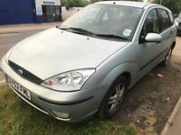 2002 Ford Focus 1.6 Petrol - 109K miles - 2 FKeepers - Hpi Clear - 1 Month Warranty