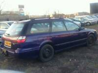 2001 SUBARU LEGACY ESTATE 2.0 PETROL , , EXCELLENT RUNNER , , CHEAP CAR