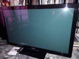 Panasonic viera 50 inch plasma tv