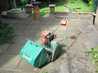 Lawn-mower....PUNCH EP35 motor-assisted
