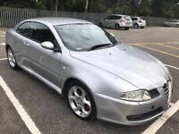 Alfa Romeo JTD SPORT gs 2006. Mot. Tax. Leather