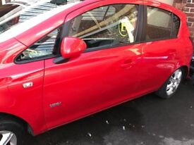Vauxhall Corsa Breaking for parts