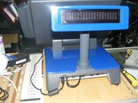 Very Fast EPOS Till System – IN YOUR CHOICE OF COLOUR! Membership/Staff Card Swipe &Customer Display