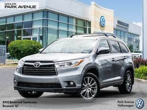 2015 Toyota Highlander XLE TOIT*CAMERA*7 PASSAGERS*CUIR*TOIT 134