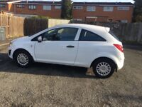 Vauxhall corsa 2012 only 17000 miles