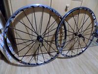 Mavic Ksyrium SL SSC wheel set