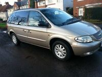 CHEAP Chrysler Voyager LX - QUICK SALE BARGAIN (REDUCED)