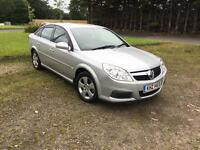 ***2007 Vauxhall Vectra Exclusive*** low miles 320 golf Jetta Saab c5 a4