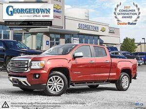 2016 GMC Canyon SLT SLT