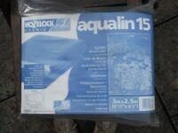Pond liner- Hozelock aqualin 15