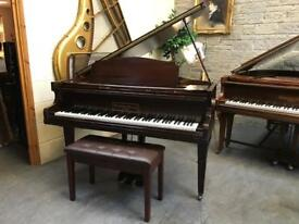 1939 Monington & Weston, London Baby Grand Piano & NEW Matching Stool - CAN DELIVER