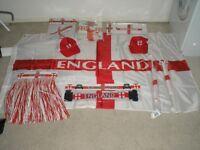 england goods/flags etc