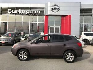 2009 Nissan Rogue SL, FWD, ACCIDENT FREE, 1 ONR !