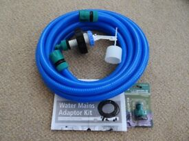 Caravan Mains Water Adaptor Kit For Aquaroll.
