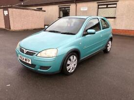 VAUXHALL CORSA•ONLY 34,000 MILES•FULL YEARS MOT•SERVICE HISTORY• polo fiesta Clio punto Focus golf