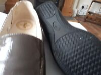 Brand new brown shoes size 8? Reduced