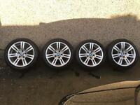 BMW 194 M Sport Alloys